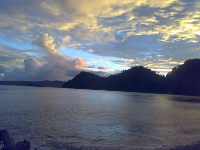 Perjalanan menuju pulau harlem