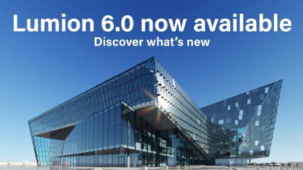 BimBlog: Lumion 6 0 Now Available