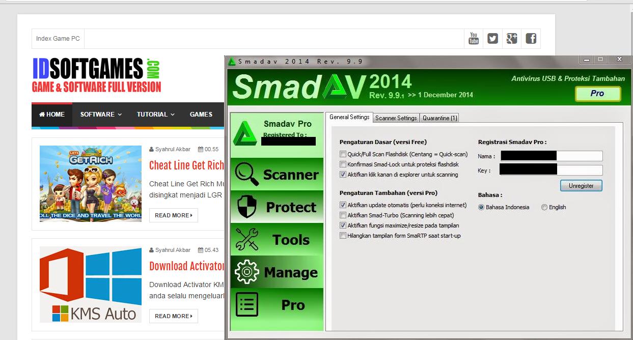 Smadav 9.9.1 Full Version