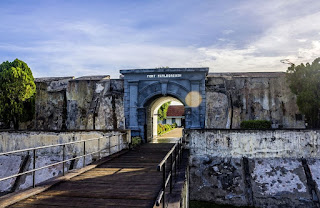 wisata fort marlborough