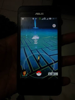 Cara Main Pokemon Go di Asus Zenfone atau (User Intel)