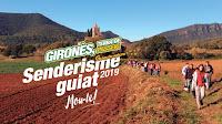 """El Consell Comarcal del Gironès presenta la 10ª edició del programa """"Mou-te: Senderisme Guiat al Gironès 2019"""""""