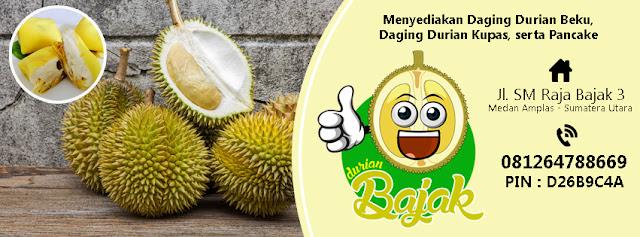Daging Durian Beku Medan