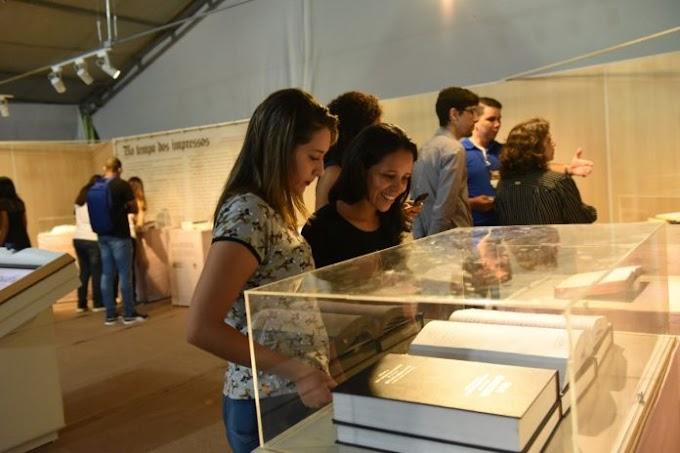 Encontro Para Consciência Cristã contará com nova mostra exposição do Museu da Bíblia