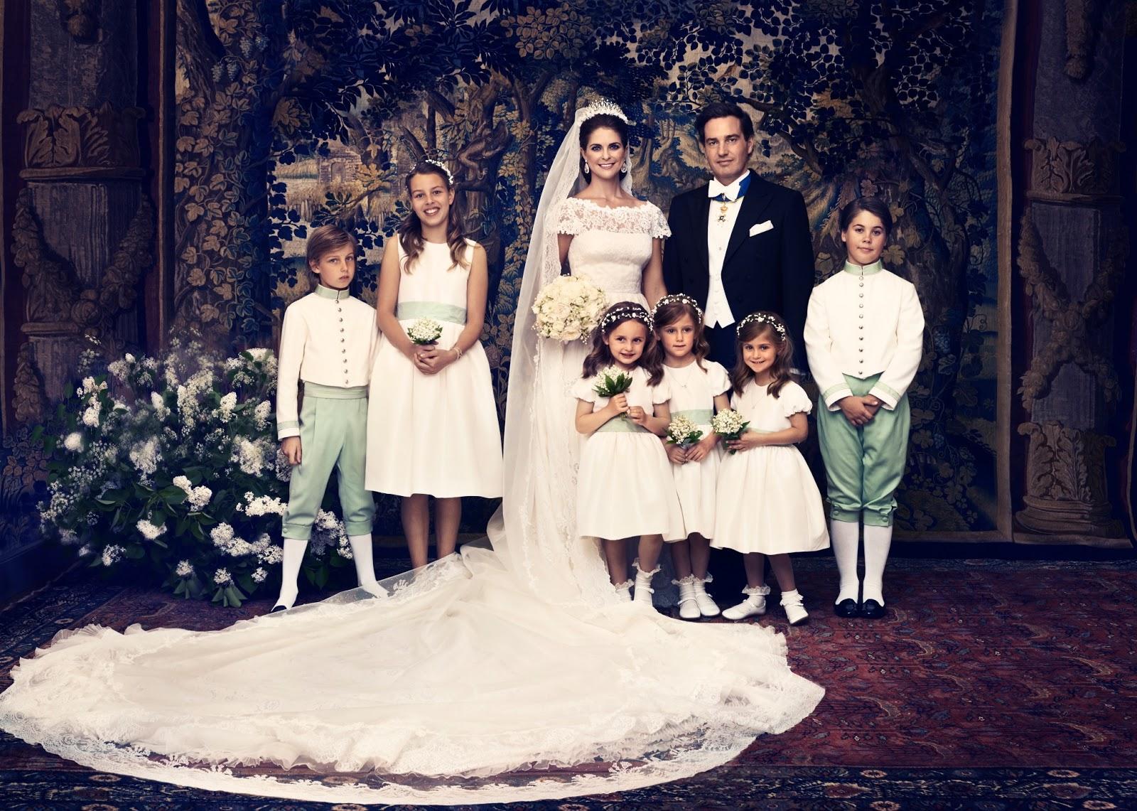 be40320eac6f Prinsessbröllopet: de officiella bilderna!