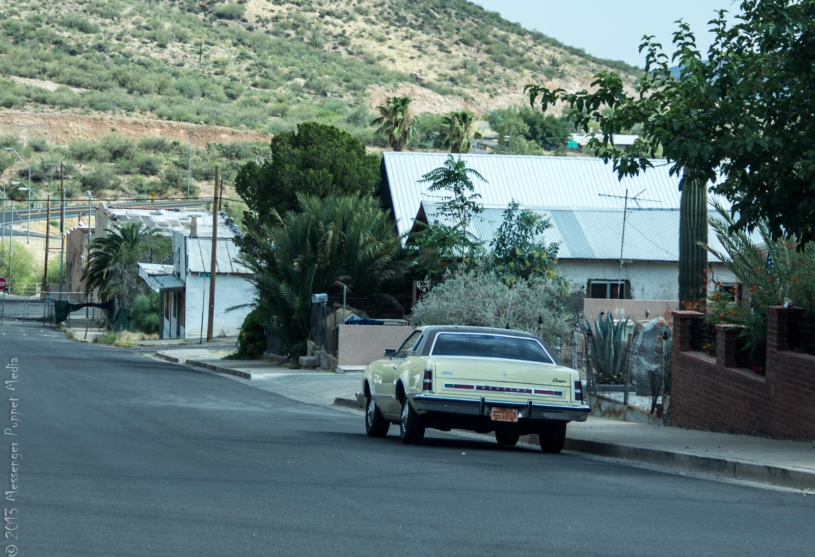 1977 Mercury Cougar
