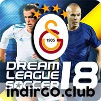 Dream League Soccer 2018 v5.064 - Galatasaray Yaması