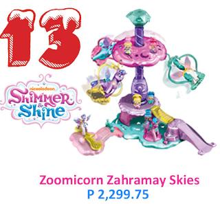 shimmer shine toys