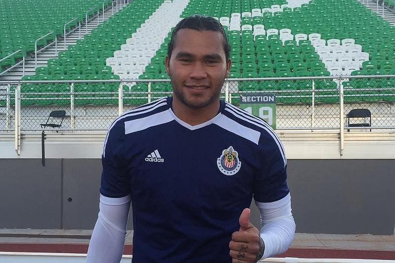 Carlos 'Gullit' Peña.