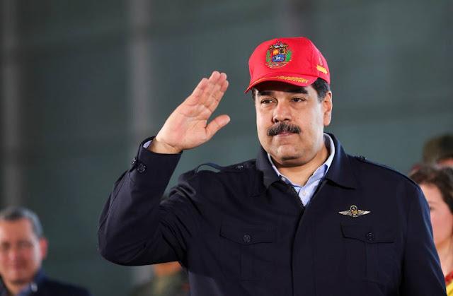 Maduro anuncia un inesperado viaje a Rusia? Brujería o perniles?