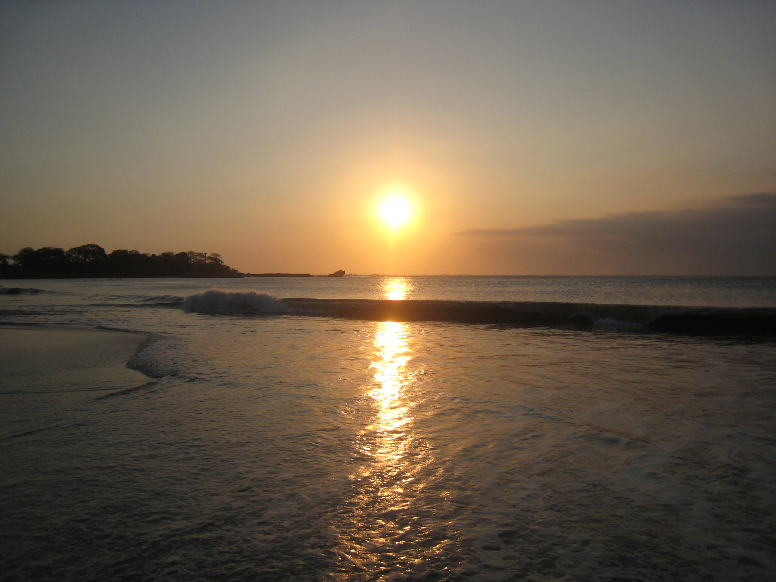 Blog of My Picture: Sunset In Bali Beach