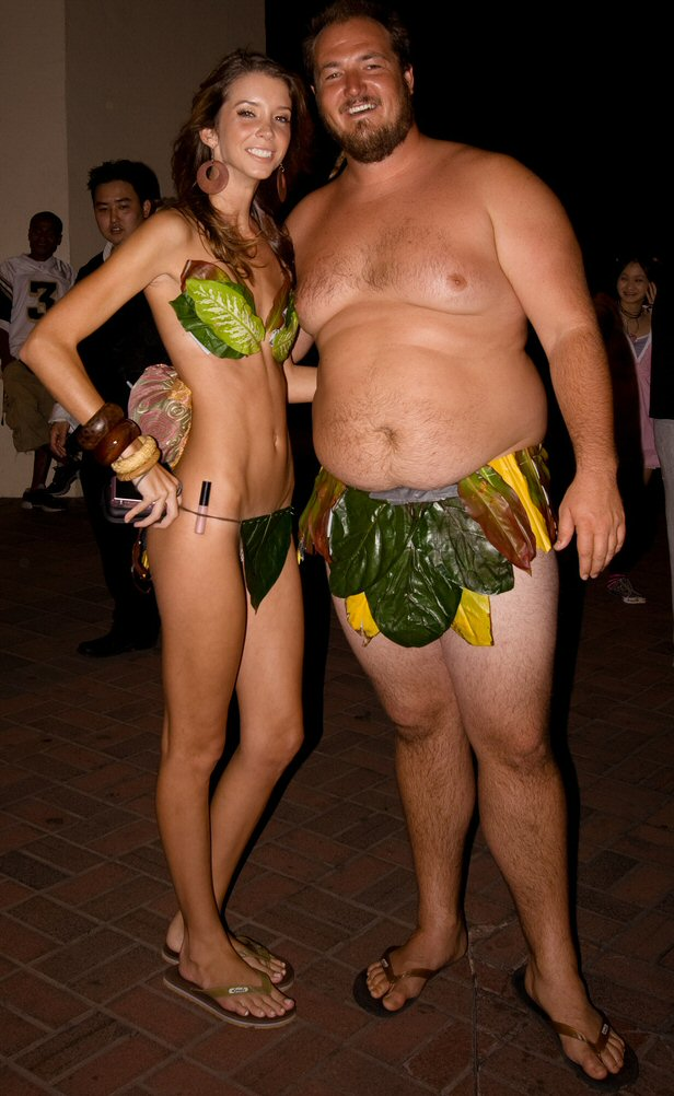 Couples and costume erotic