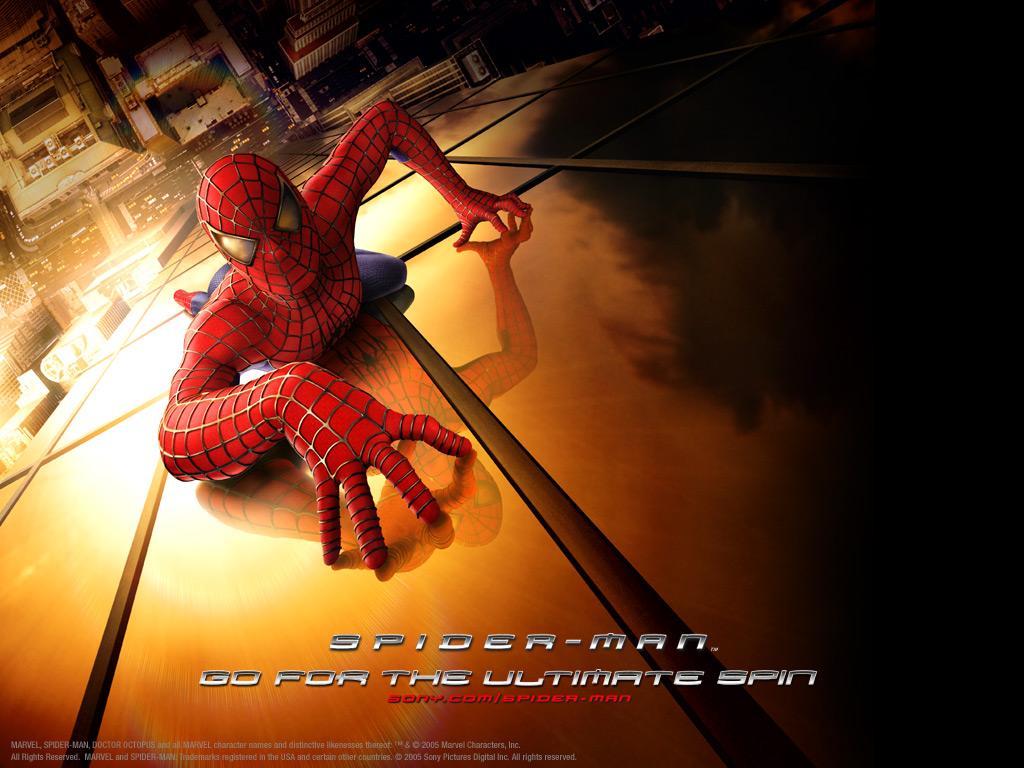 SPIDER-MAN POSTER Climbing Spiderman NEW
