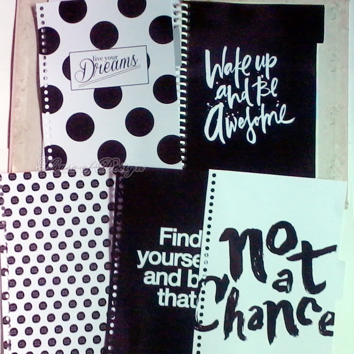 DIVIDER BINDER CUSTOM, PEMBATAS BINDER CUSTOM, PEMBATAS BINDER 26RING UKURAN B5 CUSTOM, PEMBATAS BINDER BLACK & WHITE, PEMBATAS BINDER QUOTE