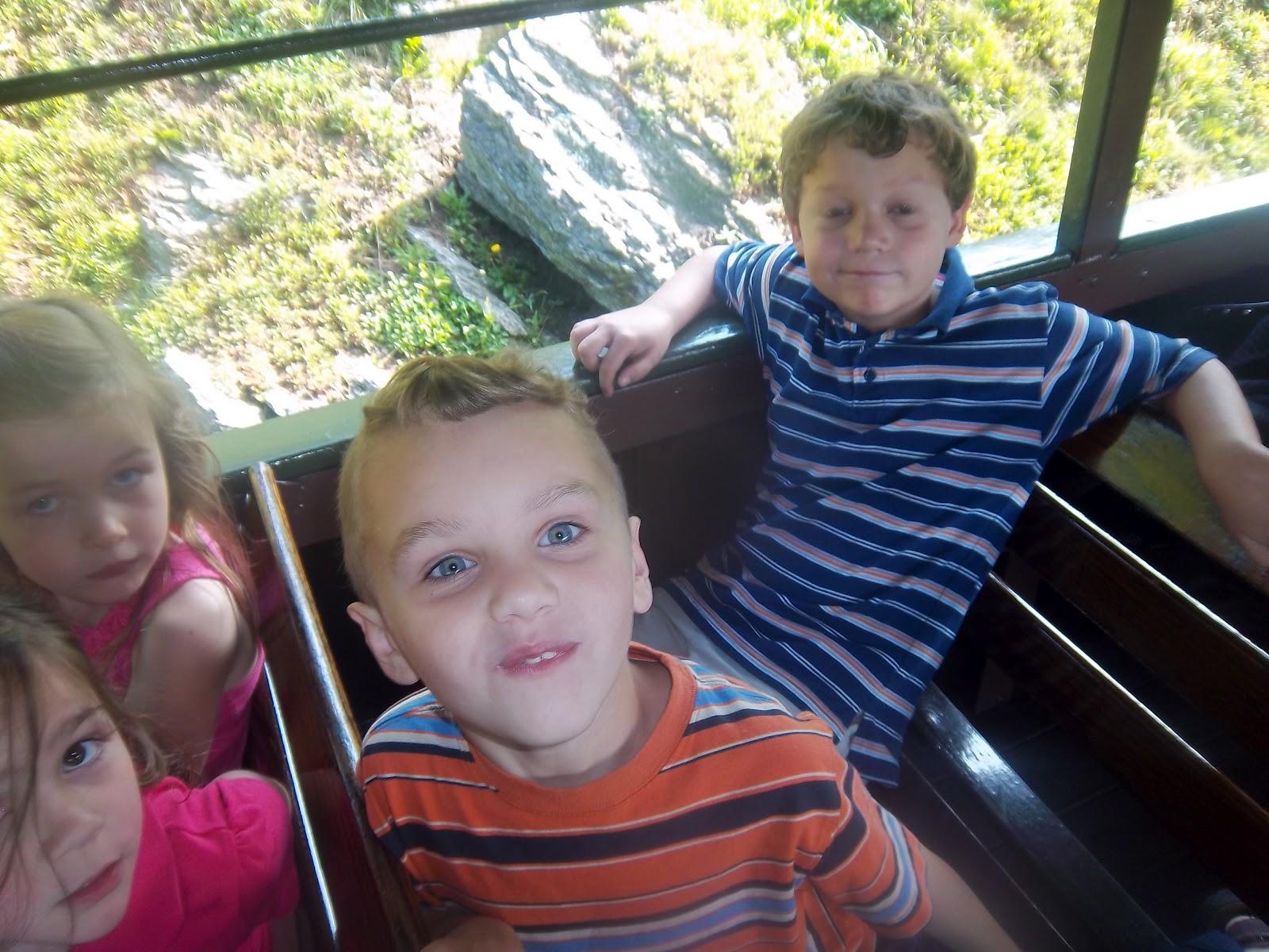 The Elrods Tweetsie Railroad Meets Letterland Phonics