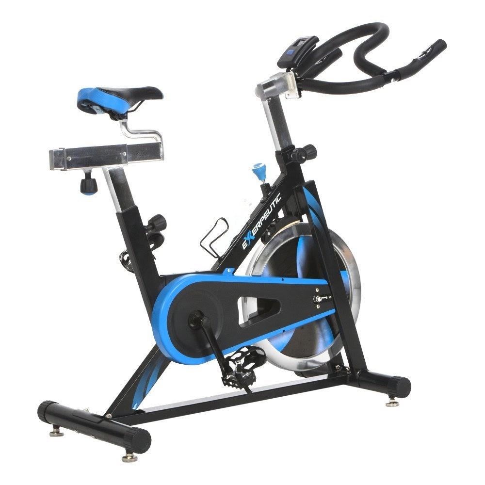 Lifemax Elliptical Bike: Exercise Bike Zone: Exerpeutic LX7 Indoor Cycle Trainer