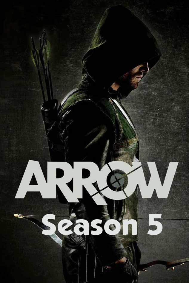 Arrow 2016: Season 5 - Full (00/26)