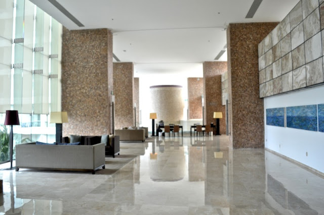 LOBBY DO RESORT