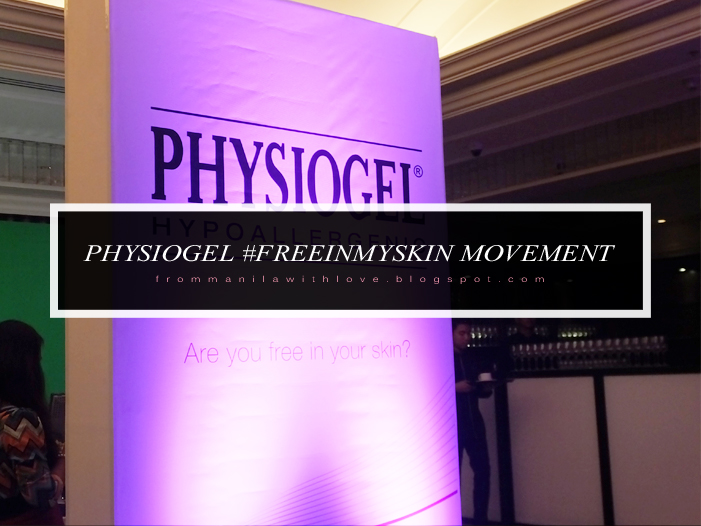 Physiogel Free in my Skin Movement