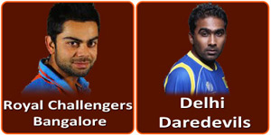 DD Vs RCB is on 10 May 2013.