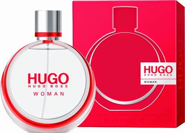 hugo woman eau de parfum reviews