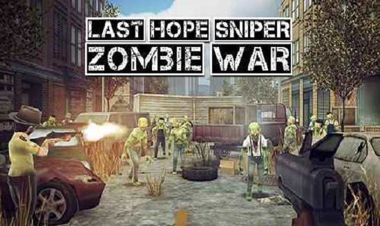 Download Last Hope Sniper MOD APK Zombie War Premium Money