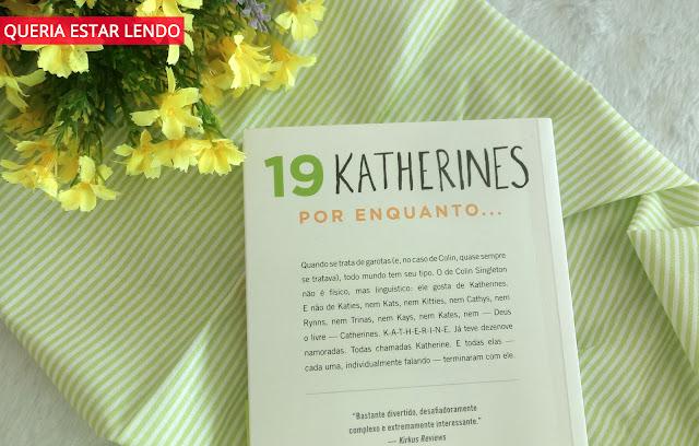Resenha: O teorema Katherine