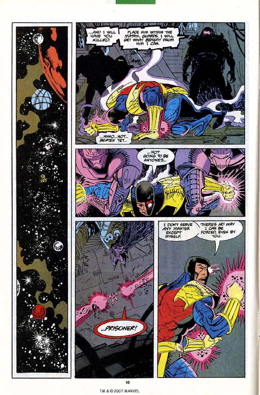 Read online Silver Surfer (1987) comic -  Issue #82 - 12