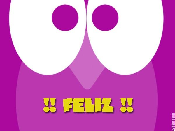 Imagen Postal De Estado De Animo: Feliz