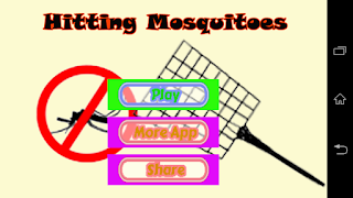 Hitting Mosquitoes