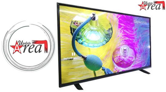 """Televisi Coocaa 19"""" LED TV Hitam - 19E510"""