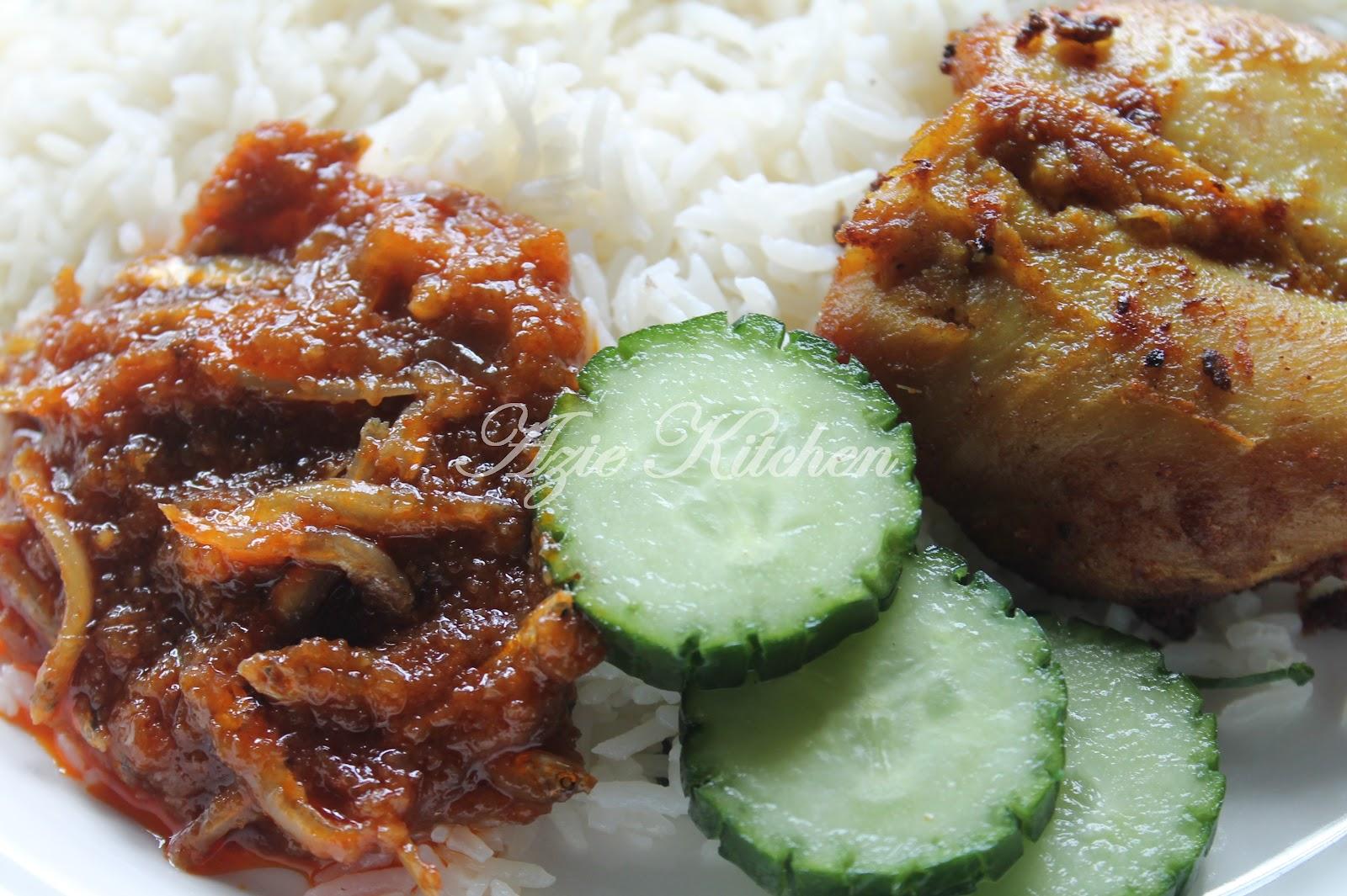 Resepi Kari Telur Ayam Azie Kitchen Nice Info B