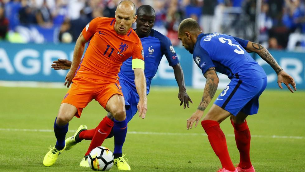 مباراة فرنسا وهولندا بث مباشر 16-11-2018 دوري الأمم الأوروبية