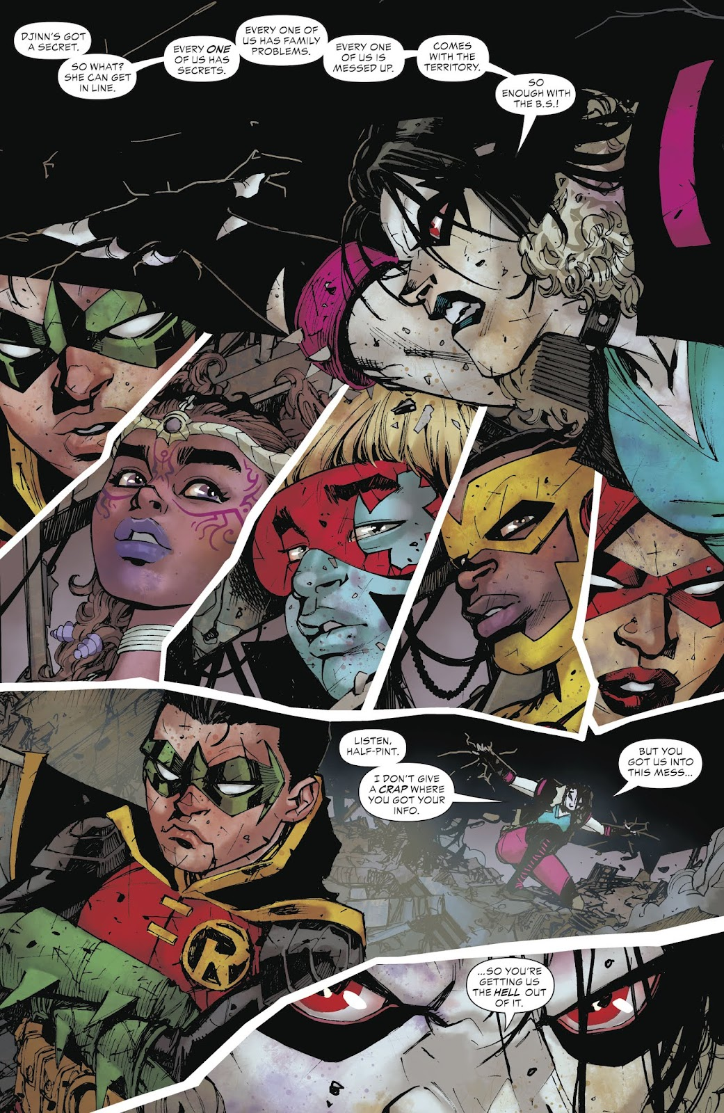 Teen Titans Issue 24