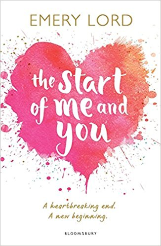 the start of me and you book, emery lord book, young adult books, best young adult books