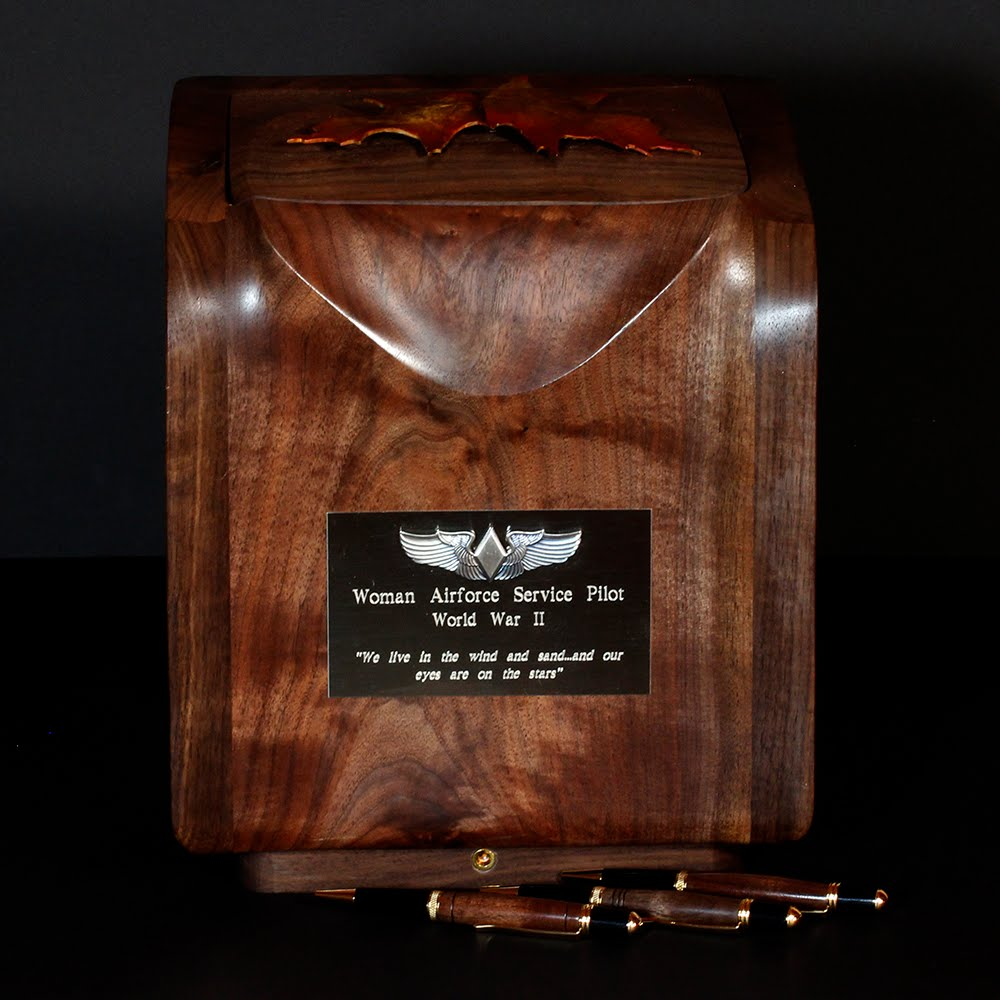Ceremonial Urn to Honor WASP