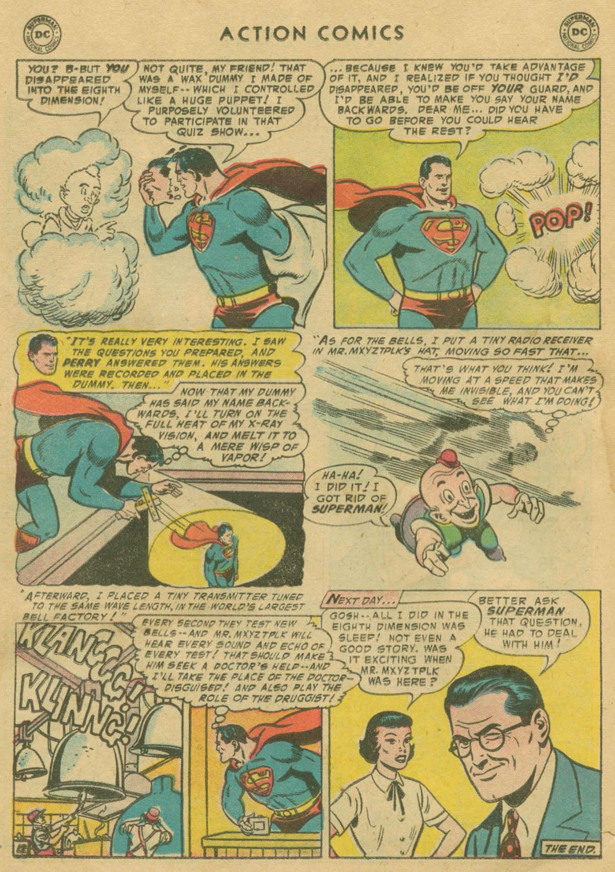 Action Comics (1938) 208 Page 12