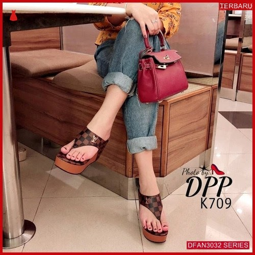 DFAN3032S225 Sepatu Hr07 Wedges Wedges Wanita Murah Terbaru BMGShop