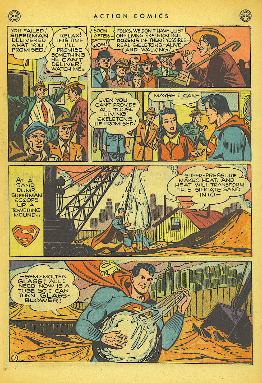 Action Comics (1938) 122 Page 8