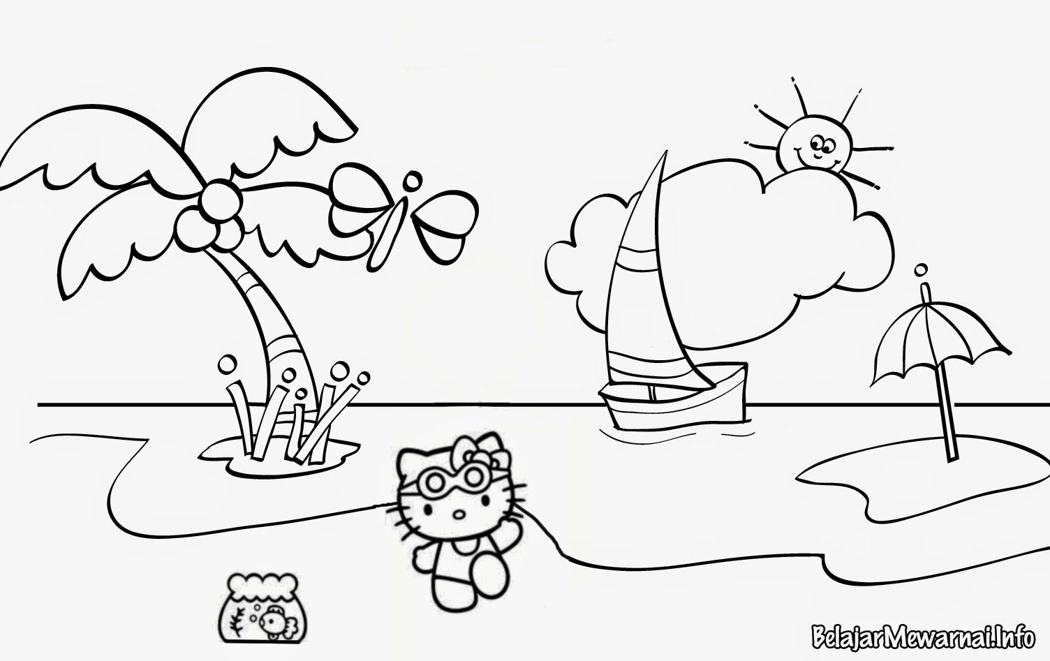 Download 7700 Gambar Animasi Hitam Putih Pemandangan Terbaik