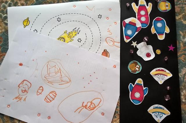 spiegare il sistema solare ai bambini piccoli