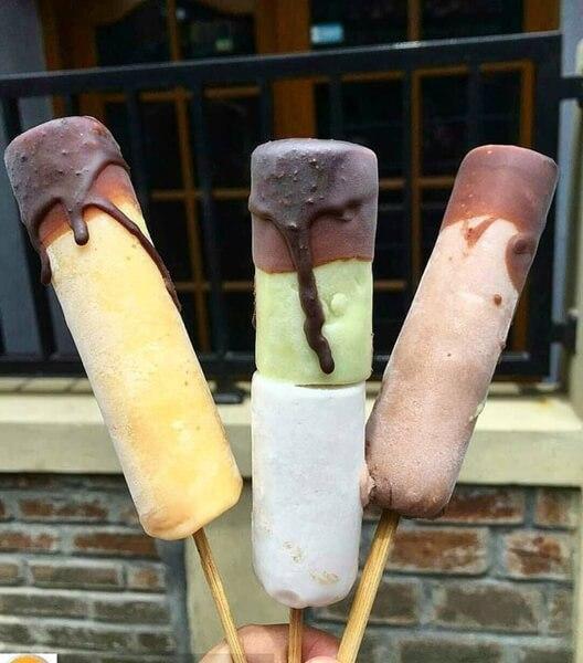 Es potong celup cokelat (doyanresep.com)