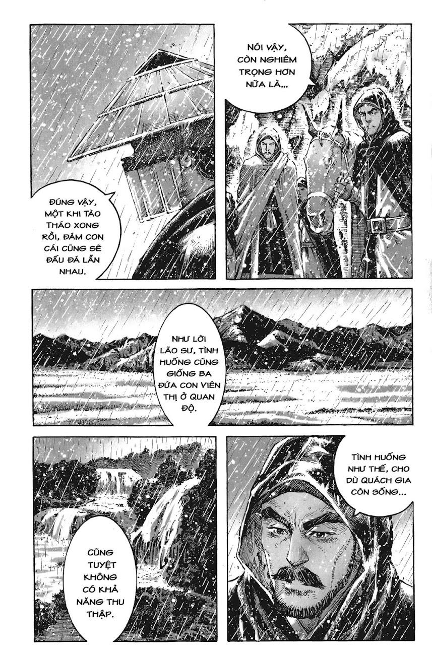 Hỏa phụng liêu nguyên Chương 436: Tuyết hạ như kiếm [Remake] trang 12