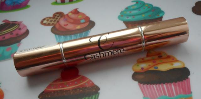 Cashmere contouring DUO-STICK bronzer i rozświetlacz
