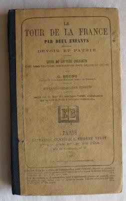 Le Tour de la France par Deux Enfants de G. Bruno, édition 1882 (collection musée)