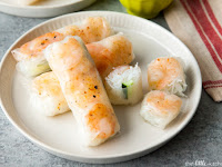 Spicy Shrimp Spring Rolls