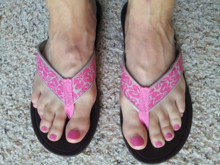 Arch Support Sandals