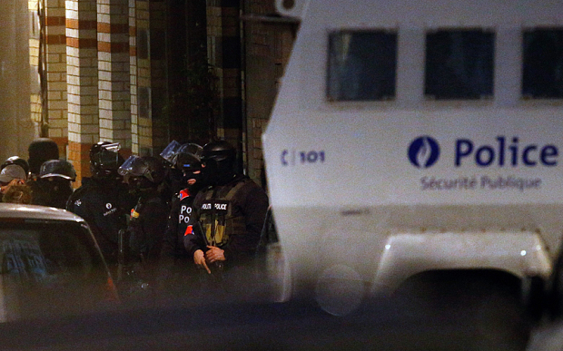 Um dos suicidas de Bruxelas era um fabricante de bombas