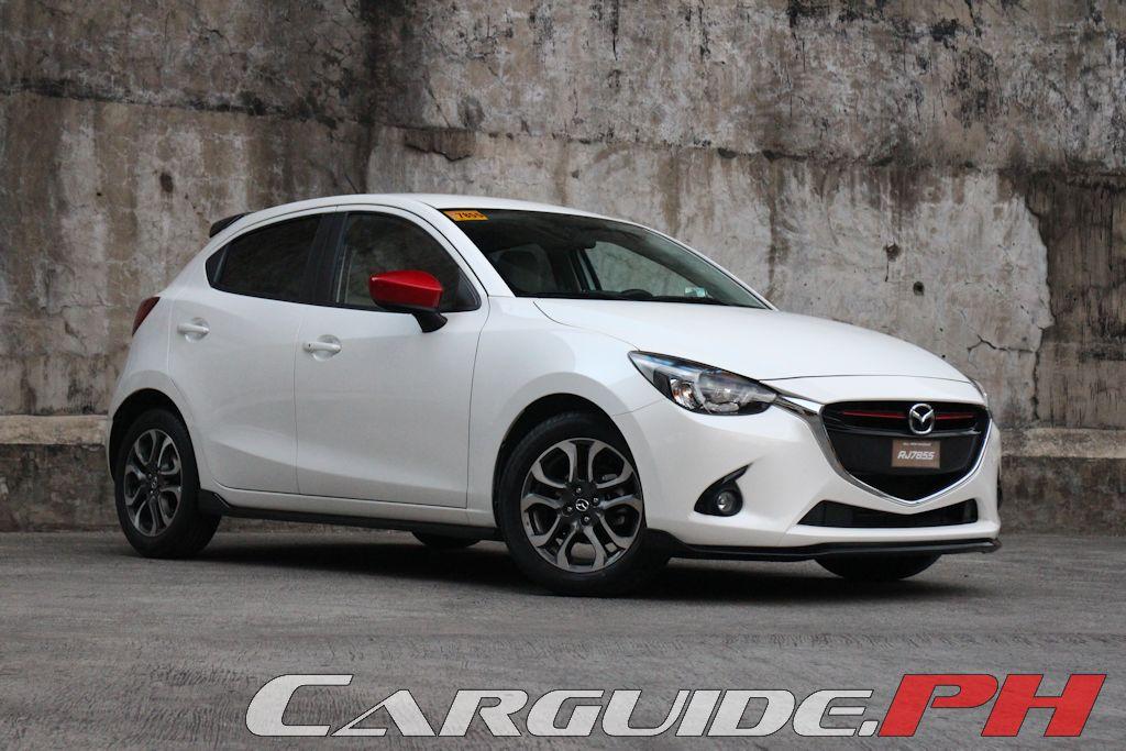 טוב מאוד Review: 2016 Mazda2 Skyactiv Sedan & Skyactiv Speed Hatchback BE-68