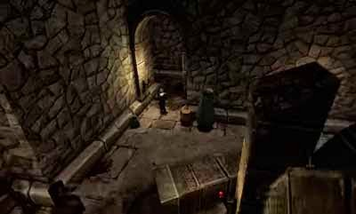Screnshoot Dungeon Lurk 2